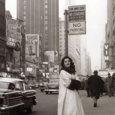Dalida à New York (Nouvel An 1958 et Carnegie Hall 1978)