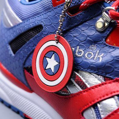 Reboot X Marvel, des sneakers de super héros pour Noël !