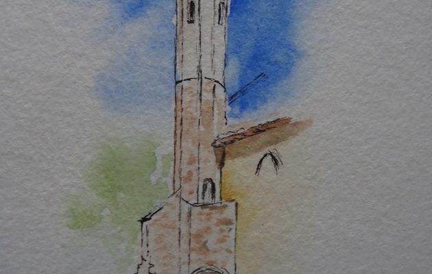 croquis de St Sever