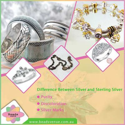 Silver And Sterling Silver: What's the Difference Between the Two?