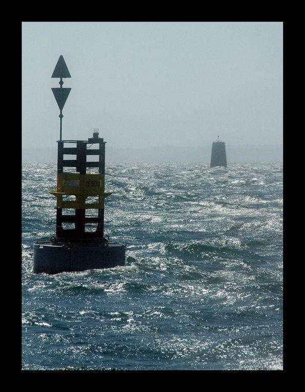objets à mer et amers de mémoire sur la Pointe d'Aleth