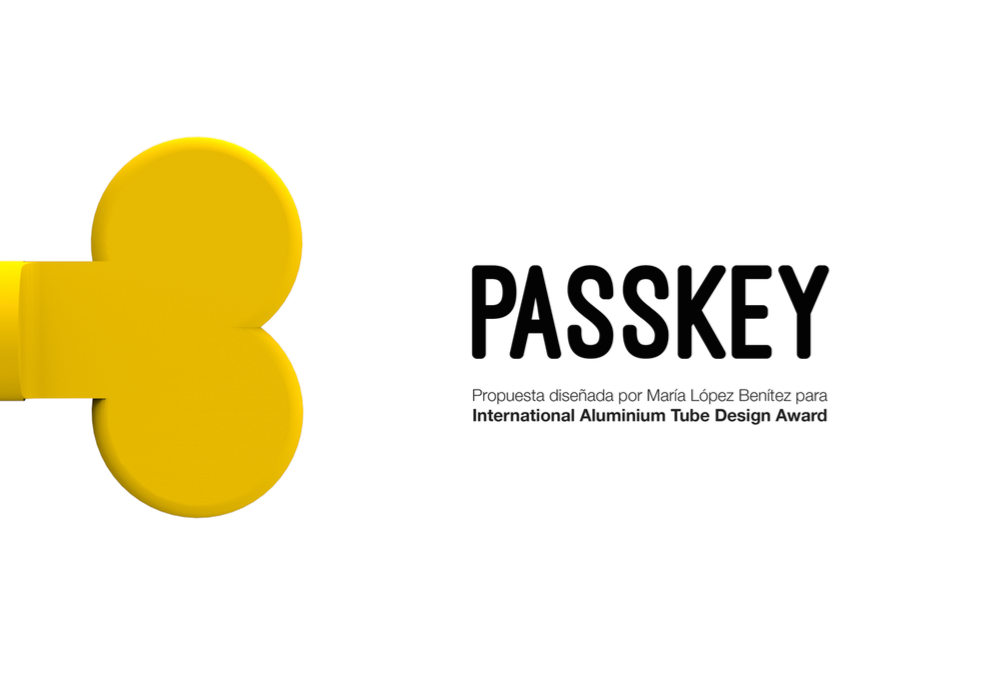 """Passkey"" (poisson en tube - projet finaliste des International Aluminium Tube Design Awards 2013/2014) I Design (concept) : Maria Babia, Barcelone, Espagne (novembre 2020)"