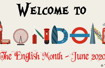 En juin, place au mois anglais !