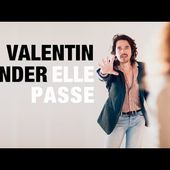 Valentin Vander - Elle passe (lyrics)