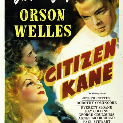 Citizen Kane (1941 - Orson Welles)