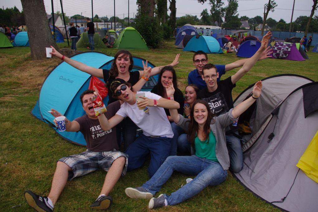 Pendant 2 jours, vendredi 27 et samedi  28 juillet, s'est déroulé à Malestroit, la 22ème édition du Festival au Pont du Rock