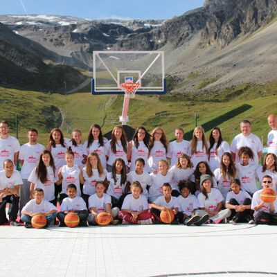 CAMP ETE TIGNES AOUT 2015 : bulletin d'inscription