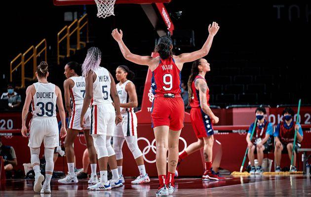 Jeux Olympiques : 3/3 pour la Team USA, la France en quarts de finale