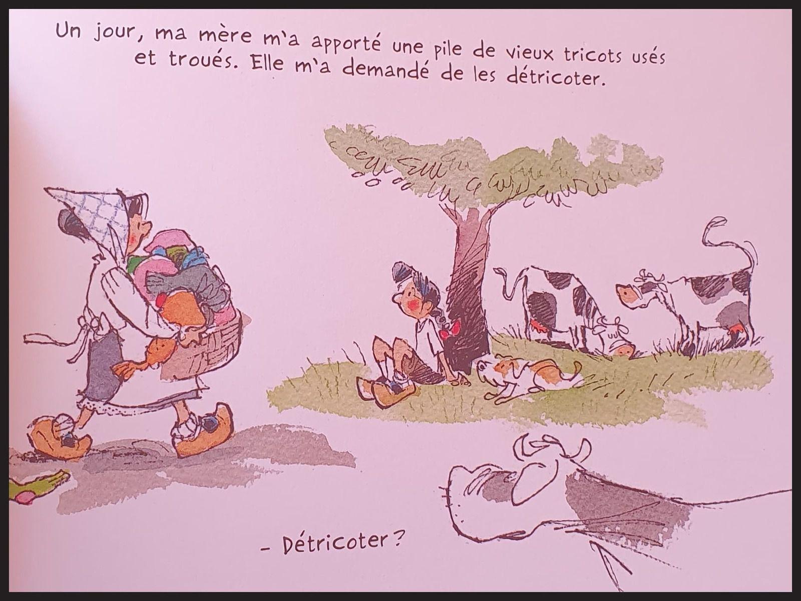 Le Tricot à la mode des Editions de la Pastèque