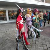 Utopiales 2015 album Cosplay - Site sur la Science-fiction et le Fantastique