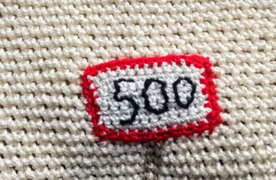 serial crocheteuses & more : la 500 ième