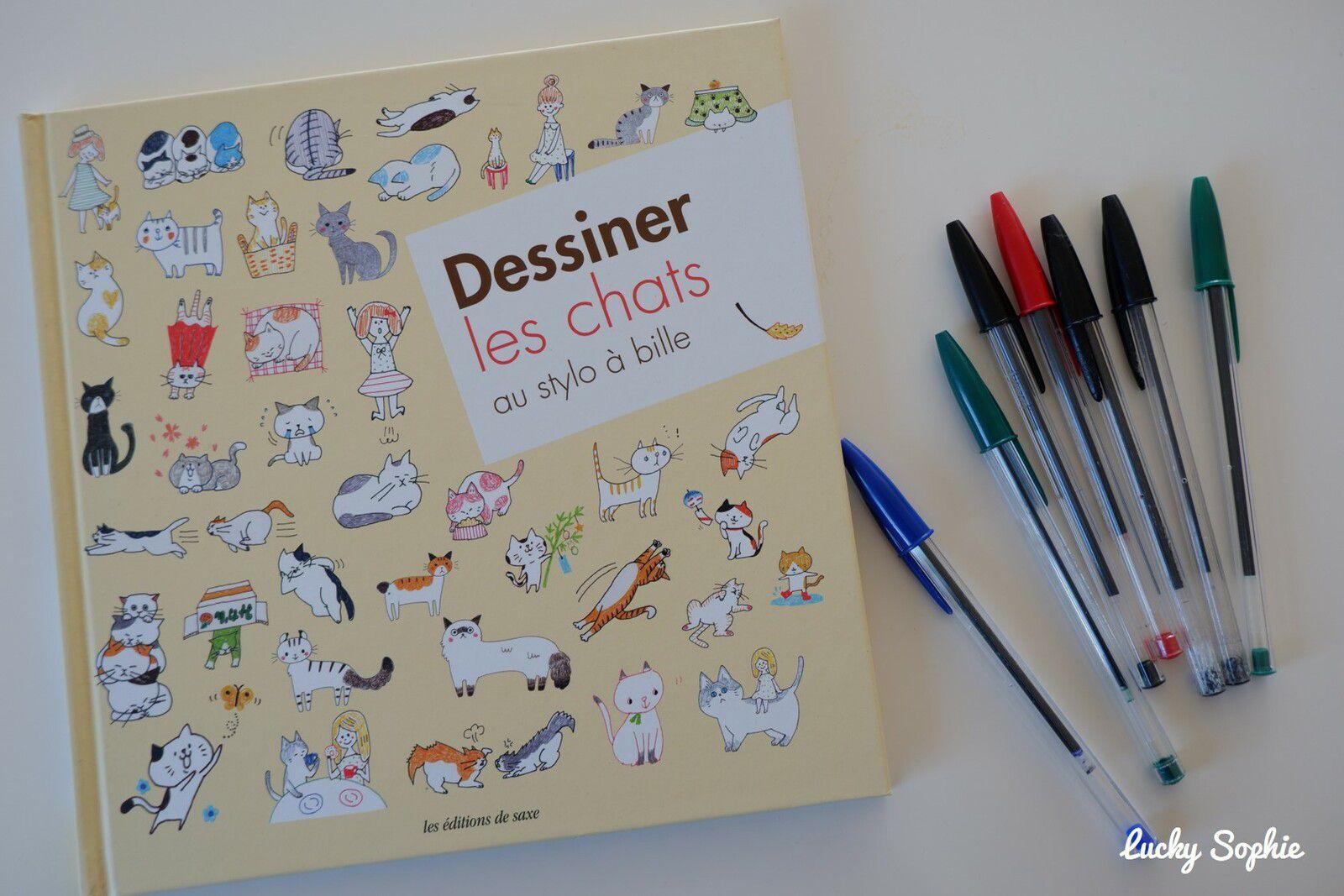 Créer avec des stylos et des feutres