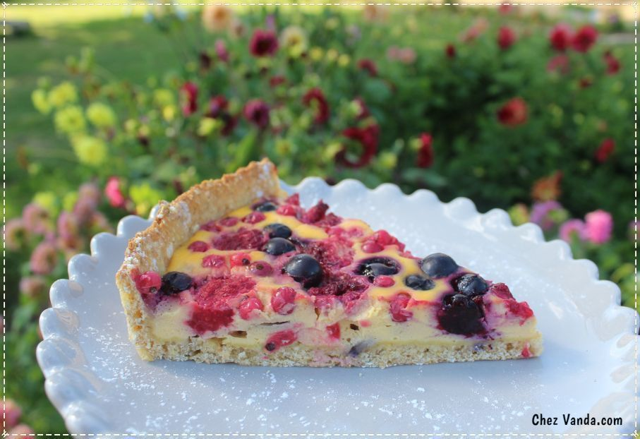 tarte-ricotta-fruits-rouges