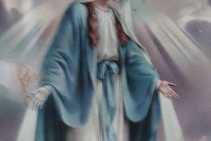 Marie  nous parle ! Notre Maman prend soin de chacun de nous, ses enfants !