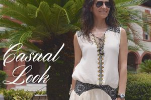 """Mon style #14 """"Casual Look"""""""