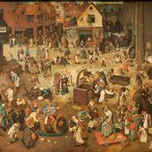 Le Combat de Carnaval et Carême - Last Night in Orient