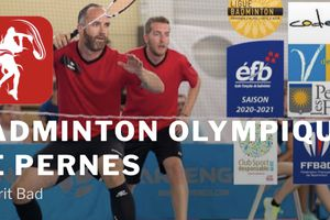 Matchs Badminton Nationale 3