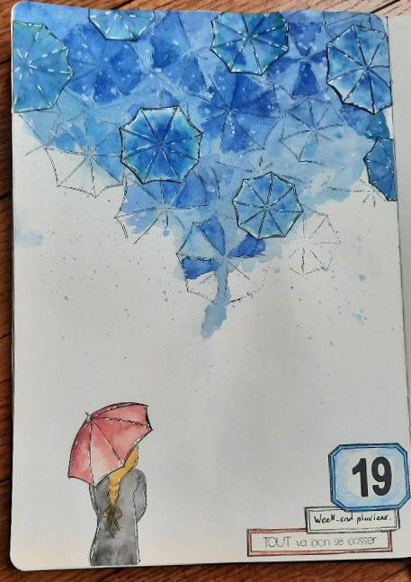 Art Journal/PL 21: Semaine 19.
