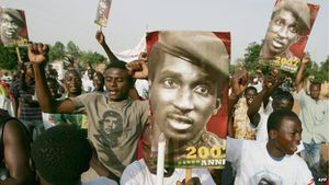 The Gardian - Burkina Faso's revolutionary hero Thomas Sankara to be exhumed