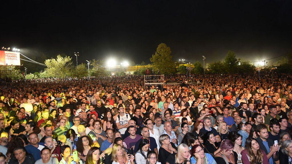 Retour sur le festival Odigitis de la Jeunesse Communiste de Grèce - Un beau succès populaire et une participation massive record