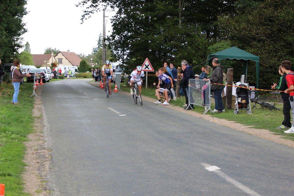 Album photos des courses UFOLEP 3 et GS de Bois le Roy (27)