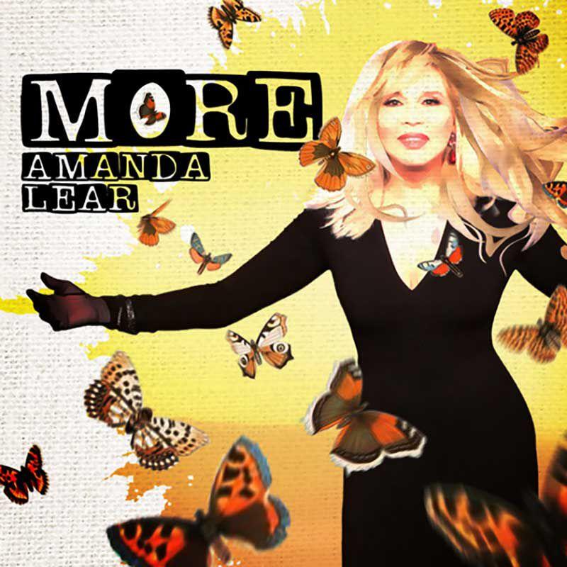 Amanda Lear revient à la chanson avec « More » !