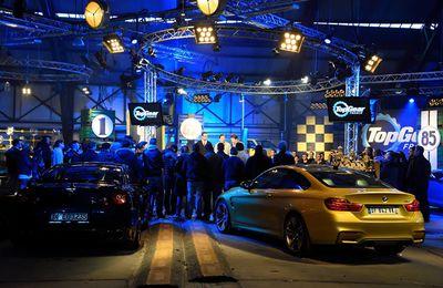 Top Gear France - Ep 5 : Road trip à la montagne ce mercredi soir