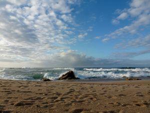 j'ai aussi profité de la plage
