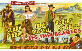 Les implacables  ( The tall men )