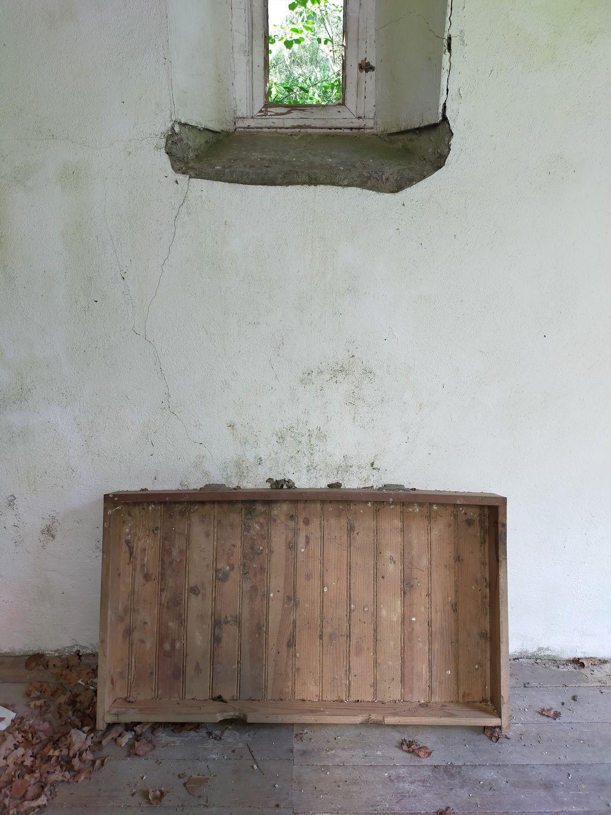 Chapelle Saint- Martin : vandalisme!