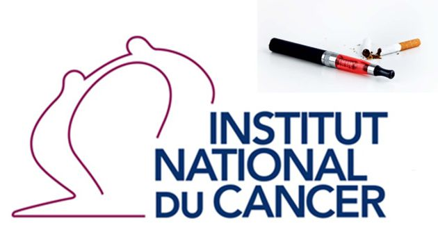 La cigarette électronique recommandée par l'Institut National du Cancer