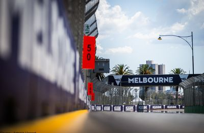 L'annulation du Grand Prix d'Australie a coûté 25 millions d'euros