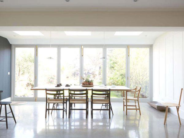 House of grey, le minimalisme lumineux