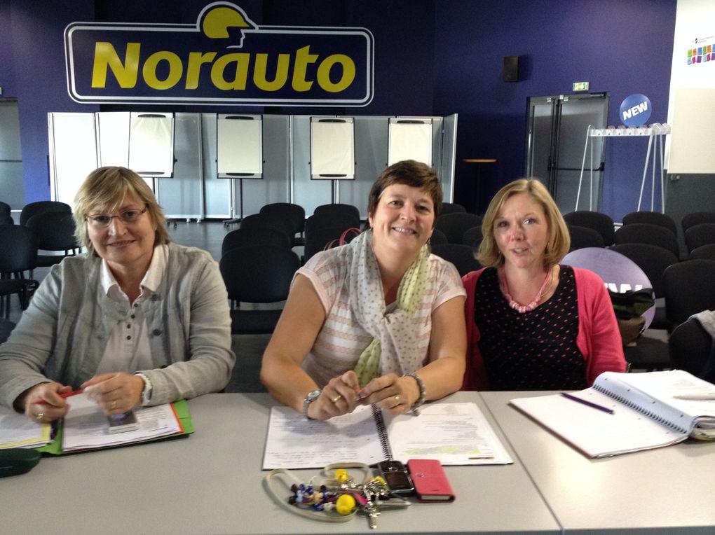 Album - Conseil National CFE-CGC NORAUTO des 02 et 03-10-2014