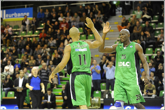 Pro A: Asvel poursuit sa belle série