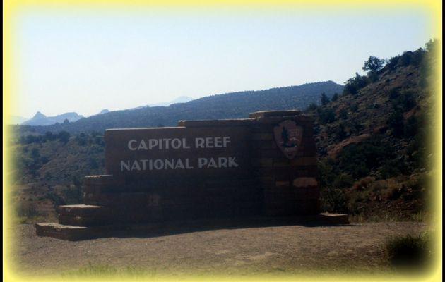 Capitol Reef ...