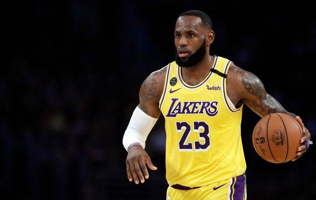 LeBron James pense prendre sa retraite avec les Lakers