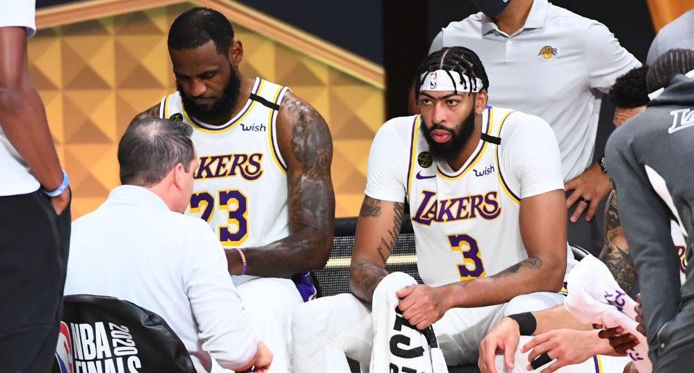 LeBron James après la défaite face à Miami : « J'en prends l'entière responsabilité »