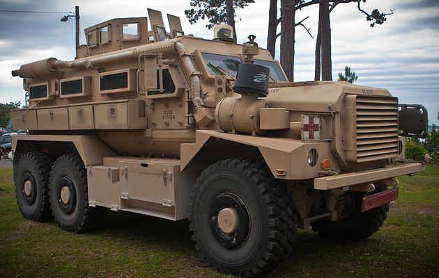 Force Protection Cougar Cat II