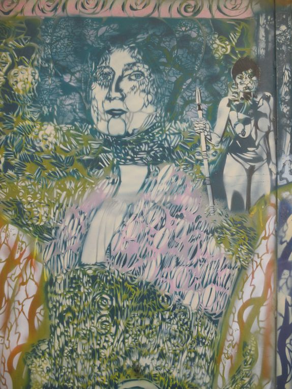 Artiste Ouvrier - Paris 13e - Butte aux cailles