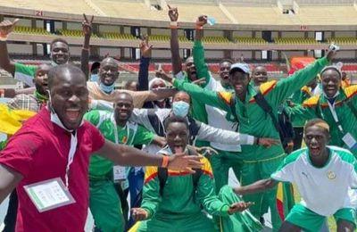BREAKING SPORTS NEWS// Coupe d'Afrique des Sourds Muets Le #Sénégal est Champion d'Afrique :  Victoire des Lions 1 but à 0 but de Khadim Maro // WAAW // BIG UP AUX SOURDS SIGUILLE NANOU SENEGAL///