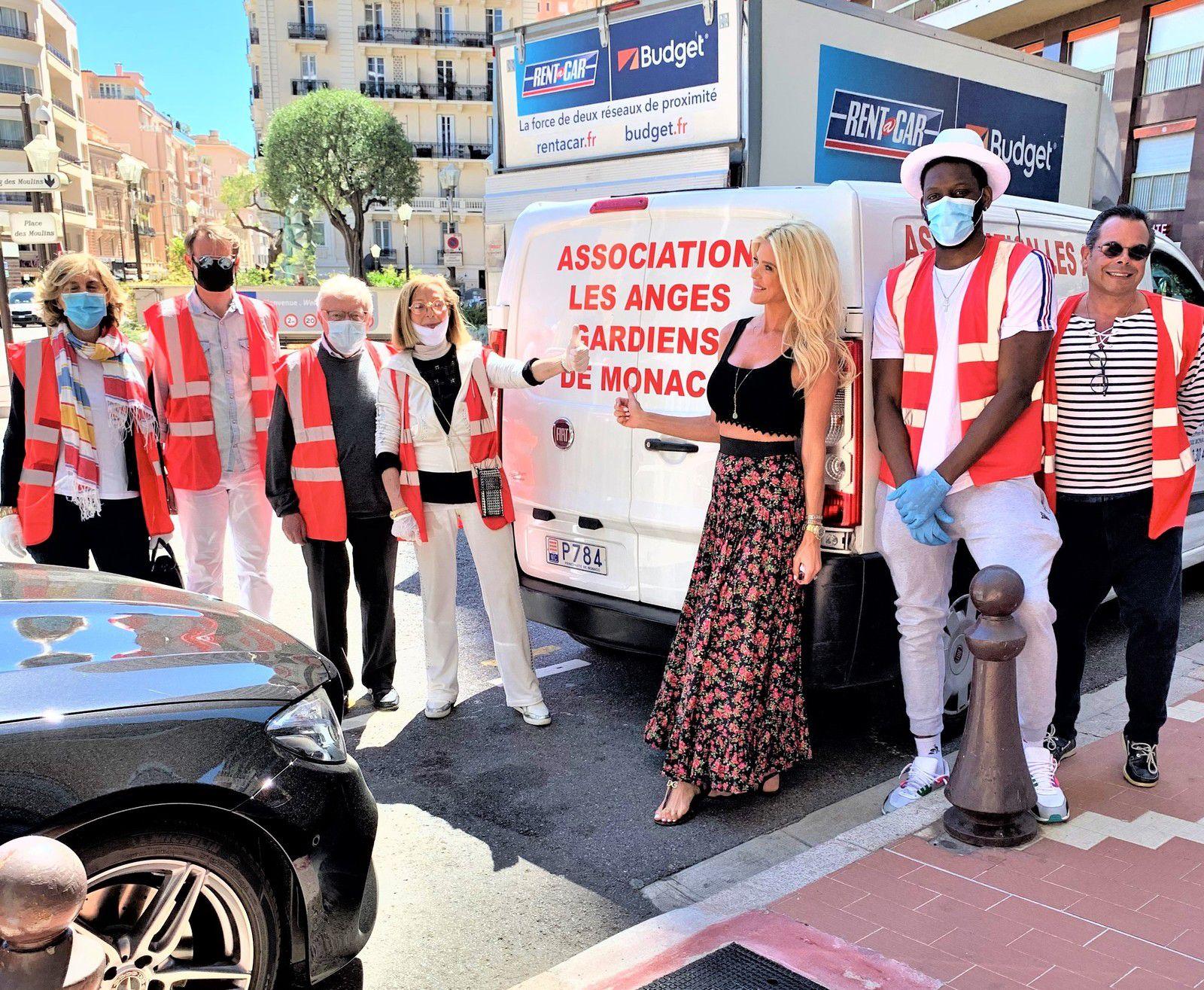 Madame Bruna Maule Cassio a décidé de céder sa place de Présidente active au sein de l'Association Les Anges Gardiens de Monaco.
