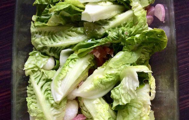 salade braisée