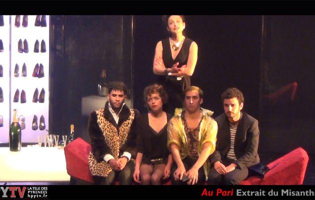 Au Pari #25 Le Misanthrope Collectif Caravelle (Avril 19) Partie 2 | HPyTv La Télé des Pyrénées