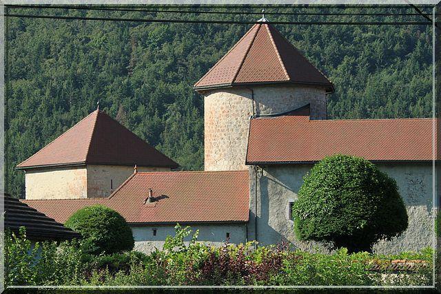 Diaporama château de Thorens Glières