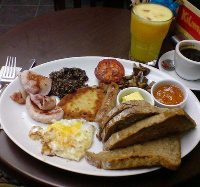 Where To Find A Cheap Breakfast In Southampton, UK.
