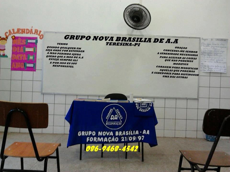 BRESIL Alcoólicos Anônimos®