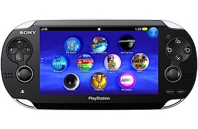 PlayStation Vita is available today!