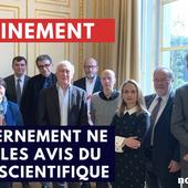 Coronavirus - Le gouvernement ne suit pas les avis du Conseil scientifique - Issuesfr