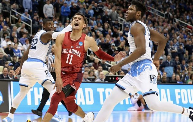 March Madness : Trae Young ne peut surprendre Rhode Island